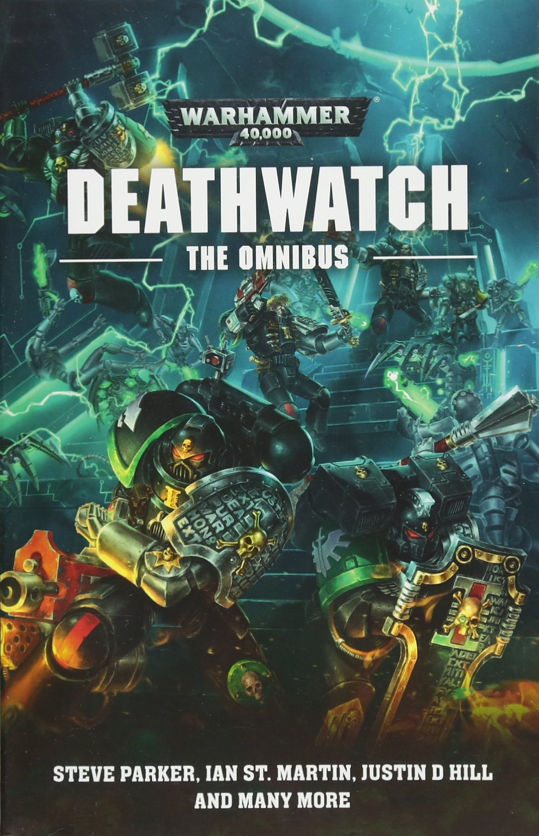 Read Online Deathwatch: The Omnibus PDF