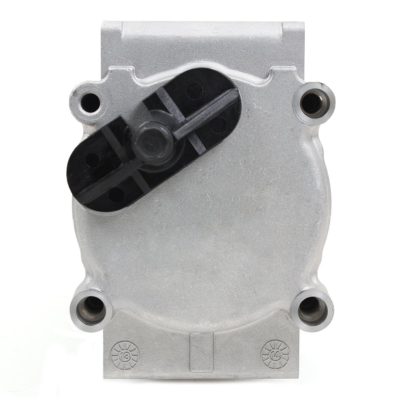 Nueva acc58169 AC a/c compresor con 6 ranuras de embrague para Ford Ranger y Mazda B2300 2.3L 138 2001 - 09: Amazon.es: Coche y moto