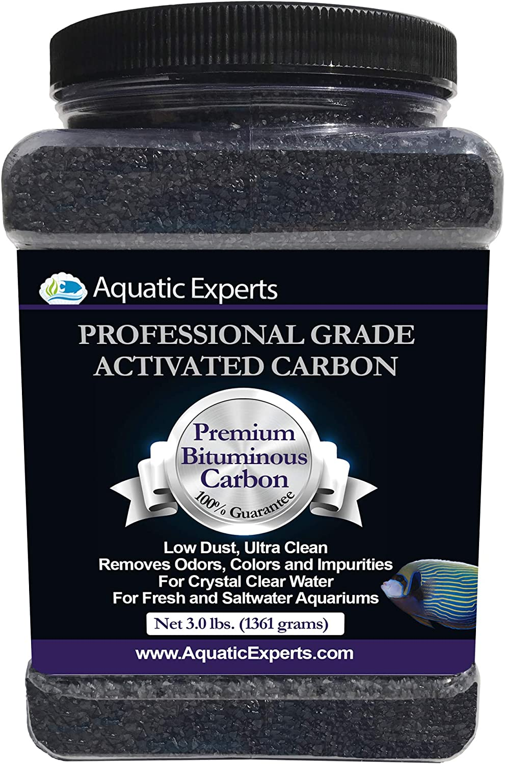 the best chemical filter media -Premium Activated Carbon