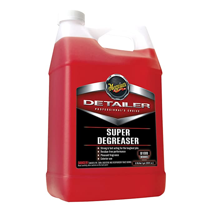 Amazon Com Meguiar S D10801 Super Degreaser 1 Gallon Automotive