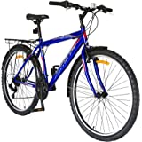 """Spartan - 26"""" Commuter MTB Mountain Bicycle Blue"""