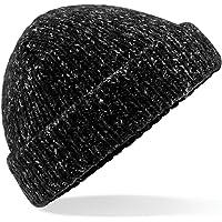 Beechfield Unisex Adults Glencoe Knitted Winter Beanie Hat