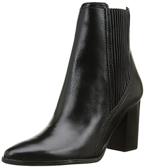 Geneva, Zapatillas de Estar por Casa para Mujer, Negro (Black 01), 41 EU Bronx