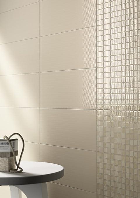 Marazzi Shine mosaico Caramel 20 x 50 cm mhel Piastrelle per ...