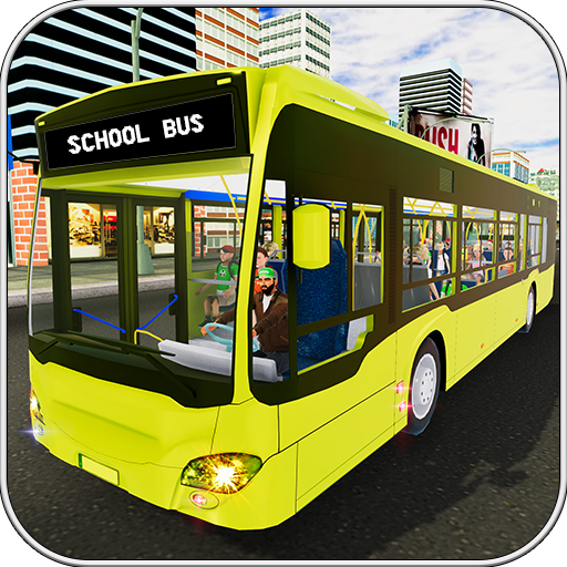 Coaches Police - School Bus Simulator 2018 : free for kids rush car truck app taxi home baby crash coach wash hill horn drive man pick up rush sim Volvo limo high mania new york real life zone dr usa next uber  cabs rider ride metro games road trip tour city super