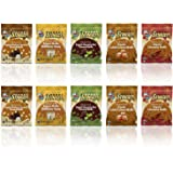 Honey Stinger Gluten Free Waffle Variety Sampler Pack With NEW FLAVORS - 10 Pack - 2 of Each Flavor