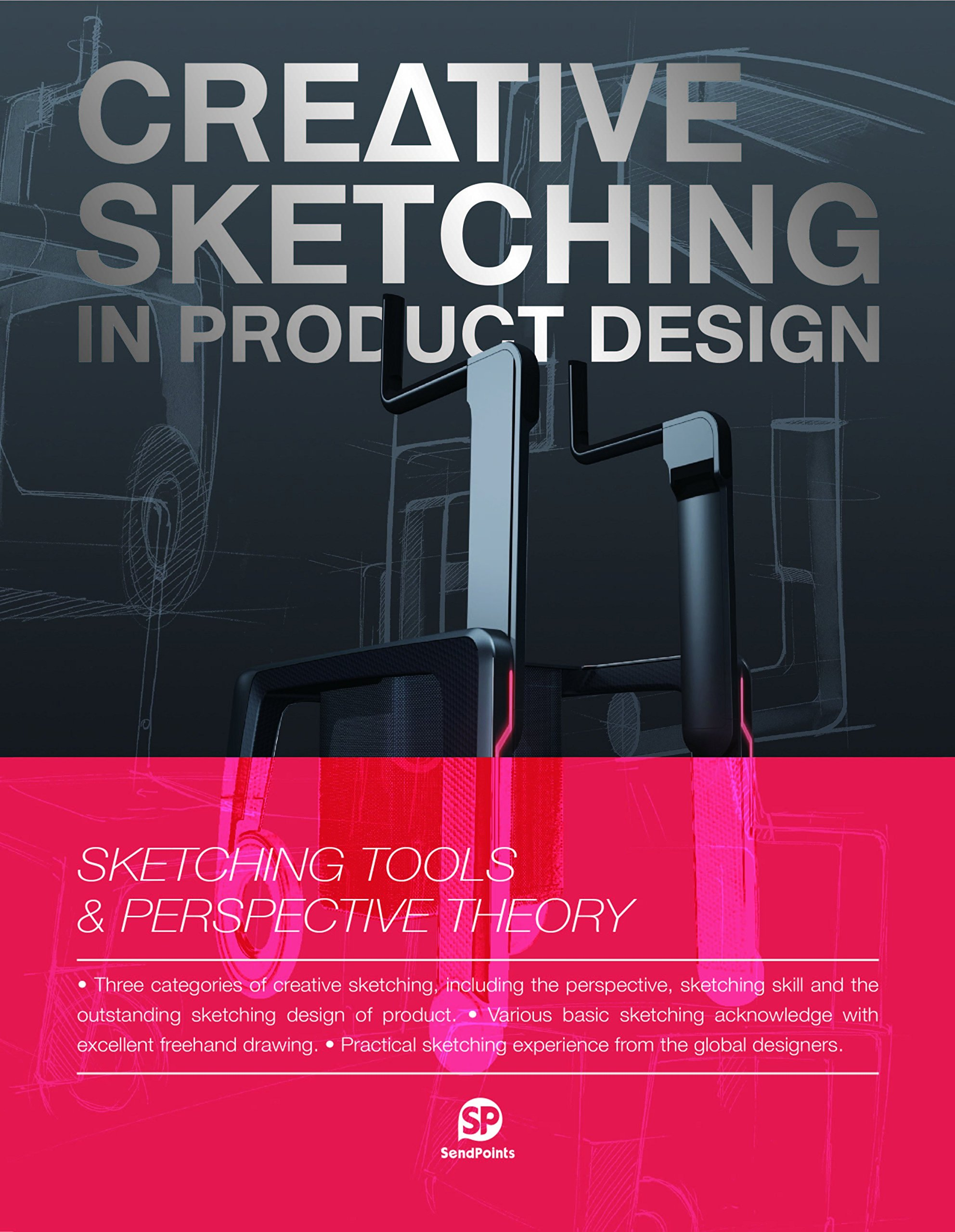 Creative Sketching in Product Design: SendPoints: 9789887849384: Amazon.com:  Books