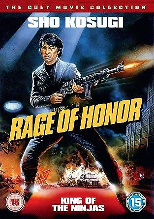 Amazon.com: Rage of Honor [Import anglais]: Movies & TV