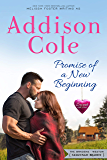 Promise of a New Beginning (Sweet with Heat: Weston Bradens Book 5)