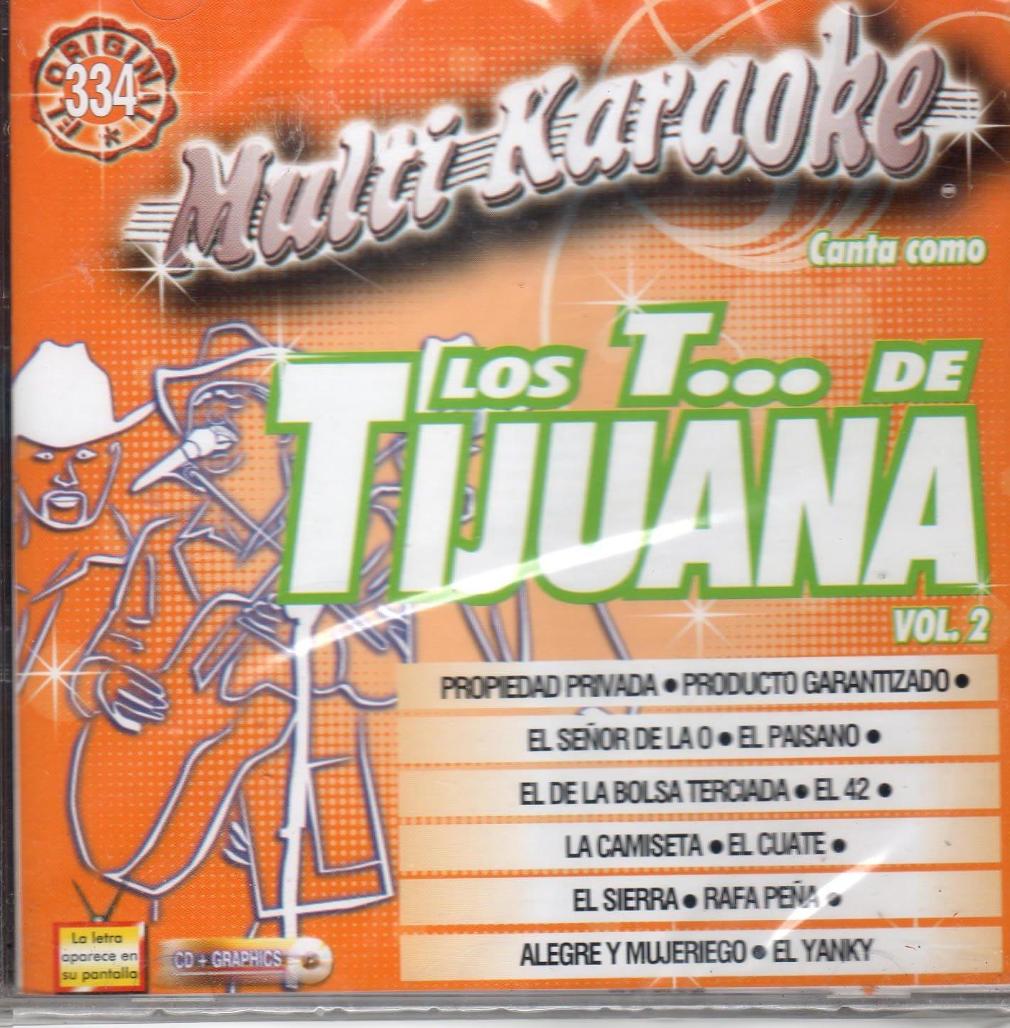 Vol. 2-Exitos-Multi Karaoke Popular 4 years warranty standard