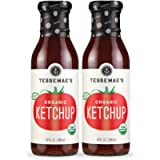 Tessemae's All Natural Condiment 2-Pack (Organic Ketchup)