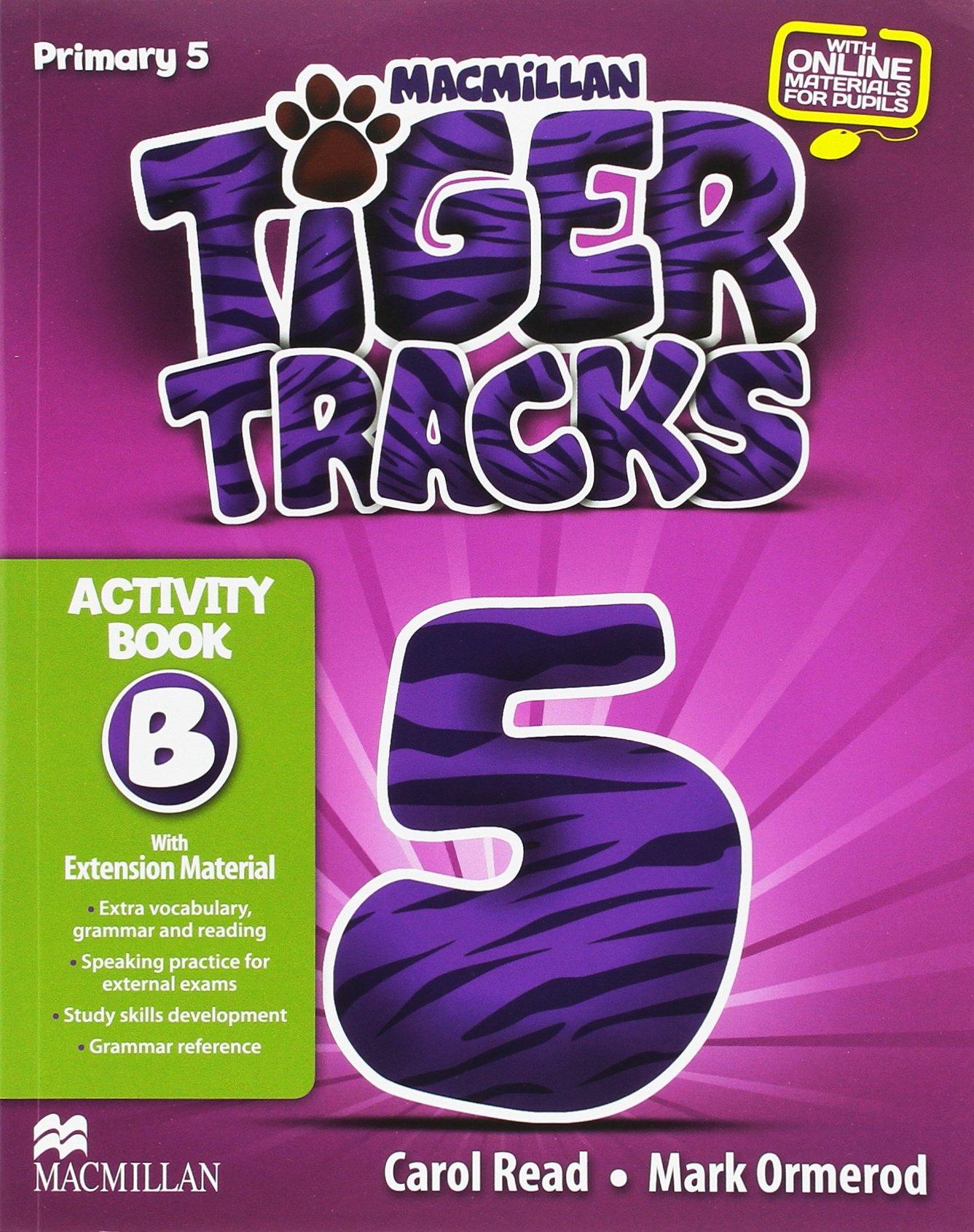TIGER 5 Ab B: Amazon.es: Carol Read, Mark. Ormerod: Libros