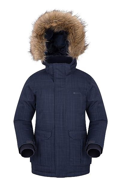 Extreme Bambini Girovita Piumino Mountain Antarctic Warehouse HYWE2ID9
