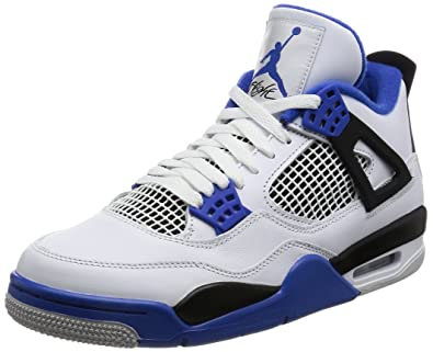 be8dc7949042 Nike Air Jordan 4 Retro Royalty - Black Metallic Gold-White Trainer ...