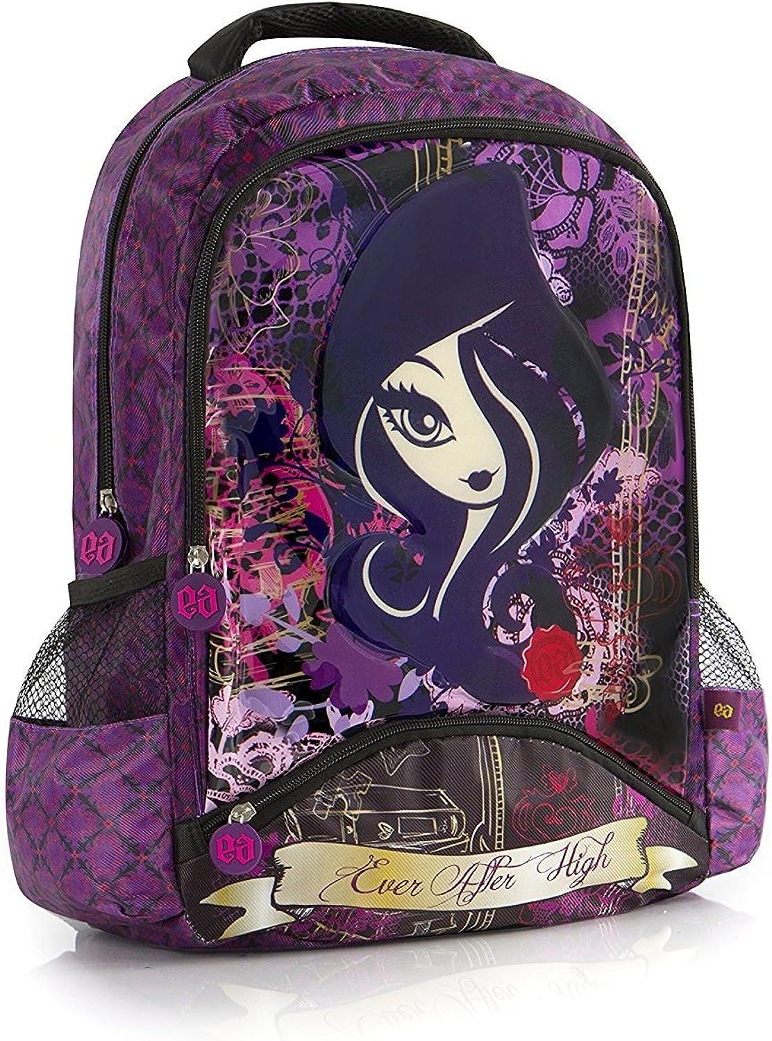 Heys Mattel Ever After High Tween 17' Backpack Kids Rucksack Full Size