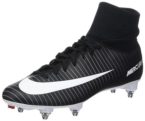 premium selection ec0df 00a87 Nike Men's Mercurial Victory Vi Df Sg Footbal Shoes: Amazon ...