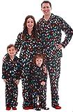 #followme Printed Flannel Family Pajamas - Womens