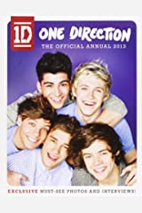 One Direction: The Official Annual 2013 (Annuals 2013) Hardcover