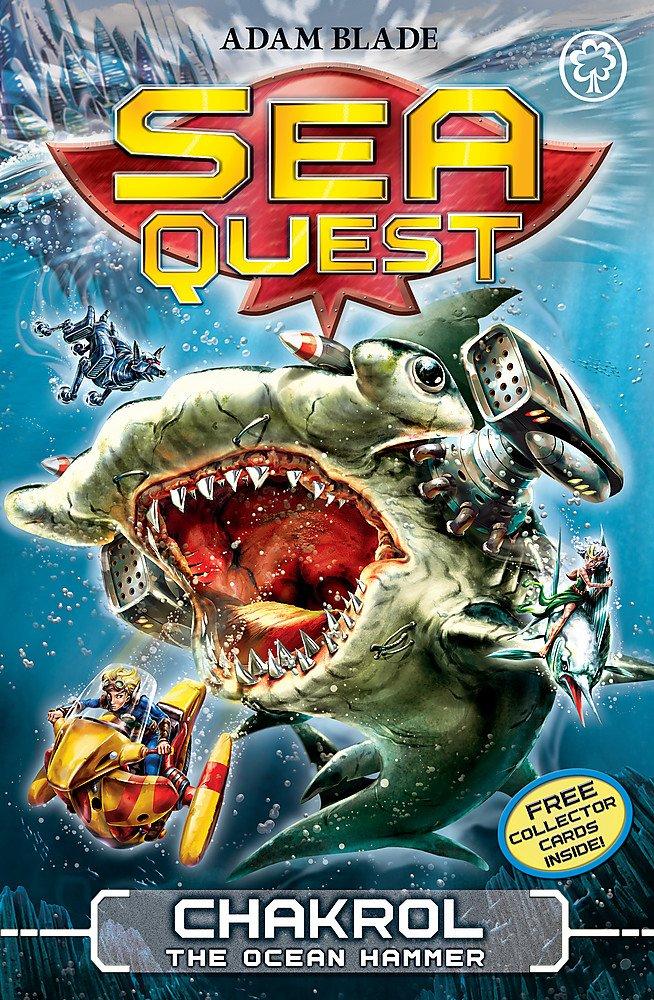 Download Sea Quest: Chakrol the Ocean Hammer: Book 12 ebook
