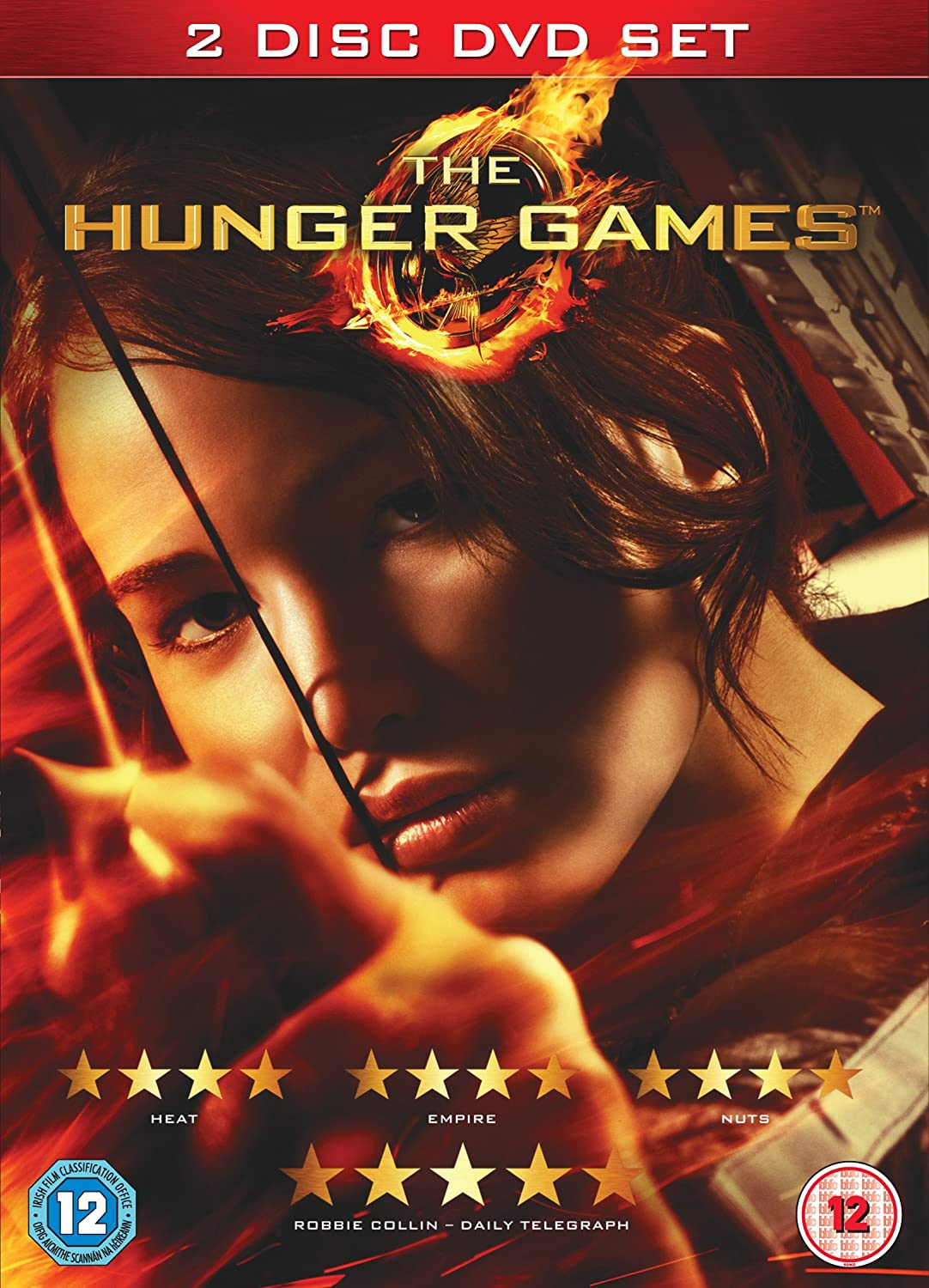 hunger games 1 & 2