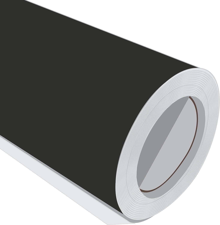 2 Metre (2 m) rollo de HD gris brillante 610 mm de ancho Vinilo autoadhesivo: Amazon.es: Hogar