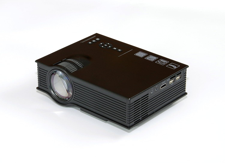 Proyector UC40+ Versión Mejorada de UC40 HD MINI Proyector Privado ...