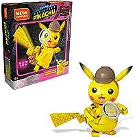 Pokémon Detetive Pikachú Construível, 271 peças, Mega Construx, Mattel