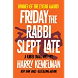 Friday the Rabbi Slept Late (The Rabbi Small Mysteries Book 1)
