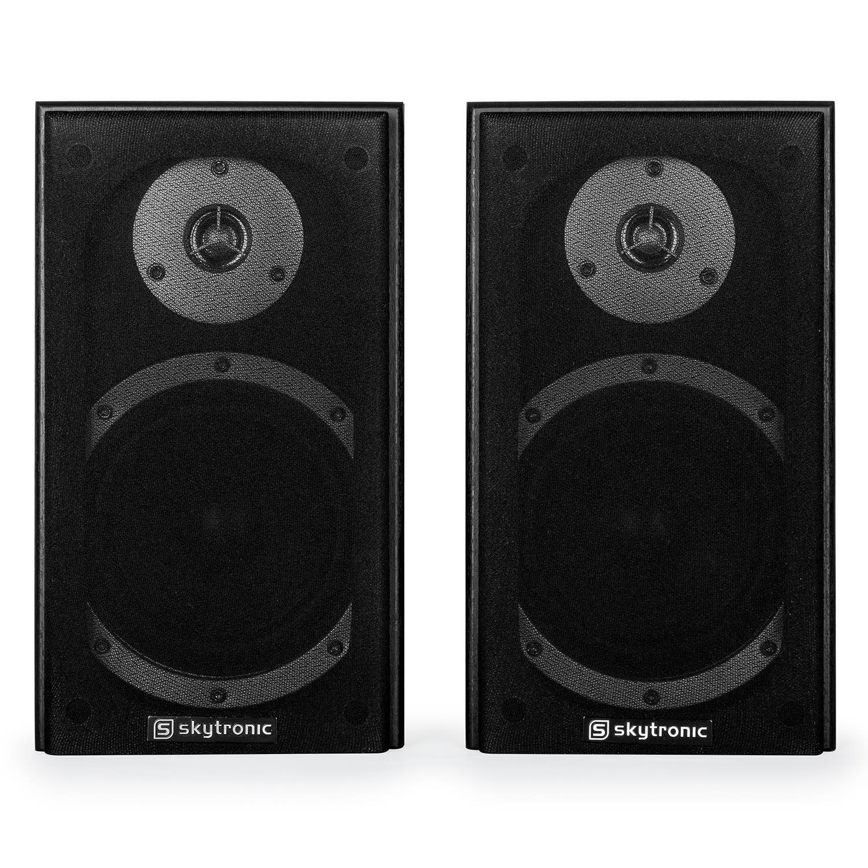 Fenton SHFB55B - Altavoces (Mesa/estante, Speaker set unit, Alámbrico, Terminal, 20: Amazon.es: Electrónica
