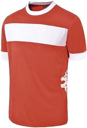 Kappa Remilio SS, Camiseta de equipación Hombre: Amazon.es: Deportes y aire libre