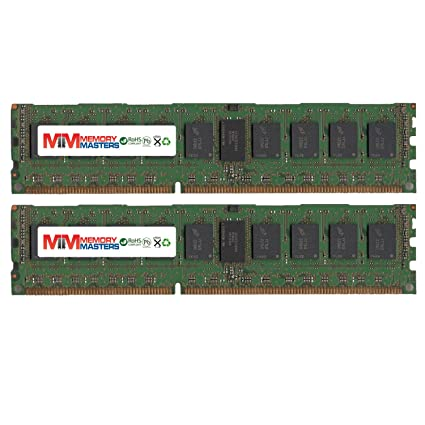 8GB PC3-8500R 1066MHz DDR3 ECC Reg Memory For Dell PowerEdge R410 Server 2x4GB