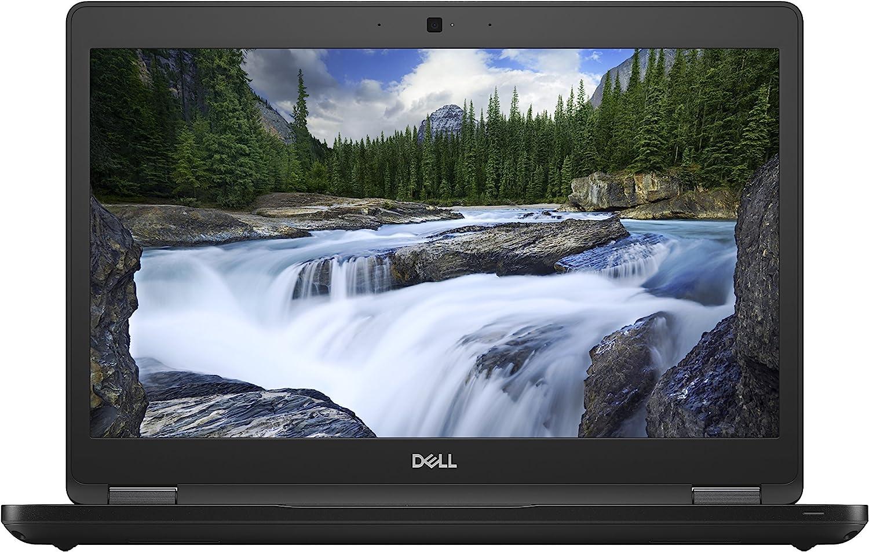 Dell Latitude 5490 Notebook, 14in FHD, Intel i7-8650U, 16GB Ram, 512GB SSD, Windows 10 Pro (Renewed)