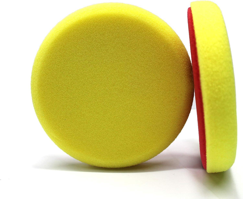 Mini 40mm Polishing Pad KKD Fine//Medium Yellow Nano