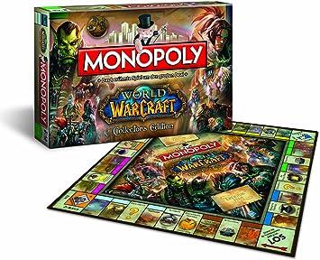 Winning Moves - Juego de Tablero World of Warcraft, de 2 a 6 Jugadores (Importado): Amazon.es: Juguetes y juegos