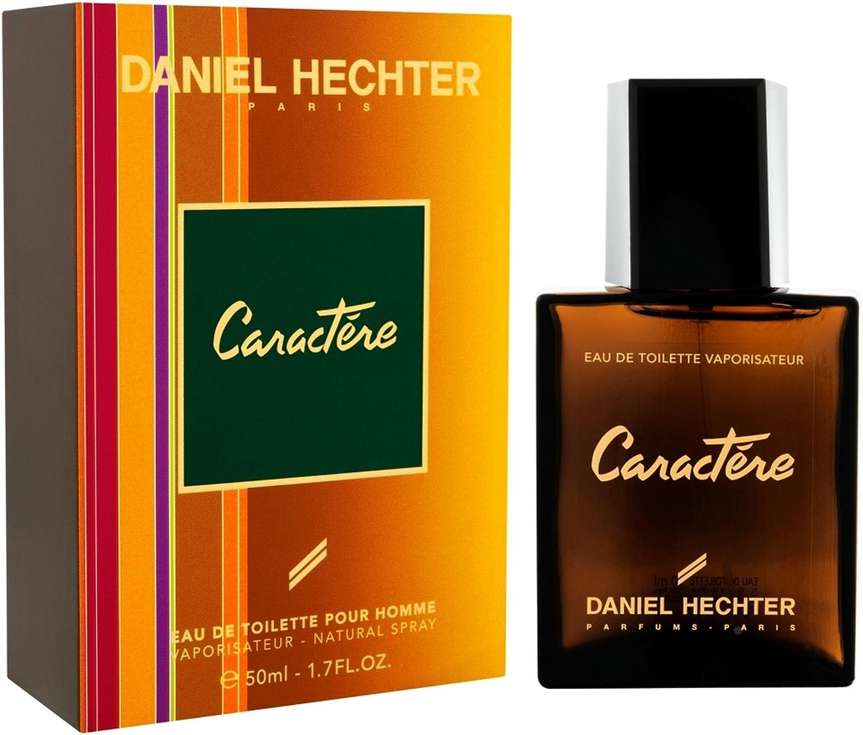 DANIEL HECHTER Eau de Toilette Homme Caractère 50 ml