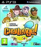Nat Geo Challenge - Move Compatible (PS3) [Importación inglesa]