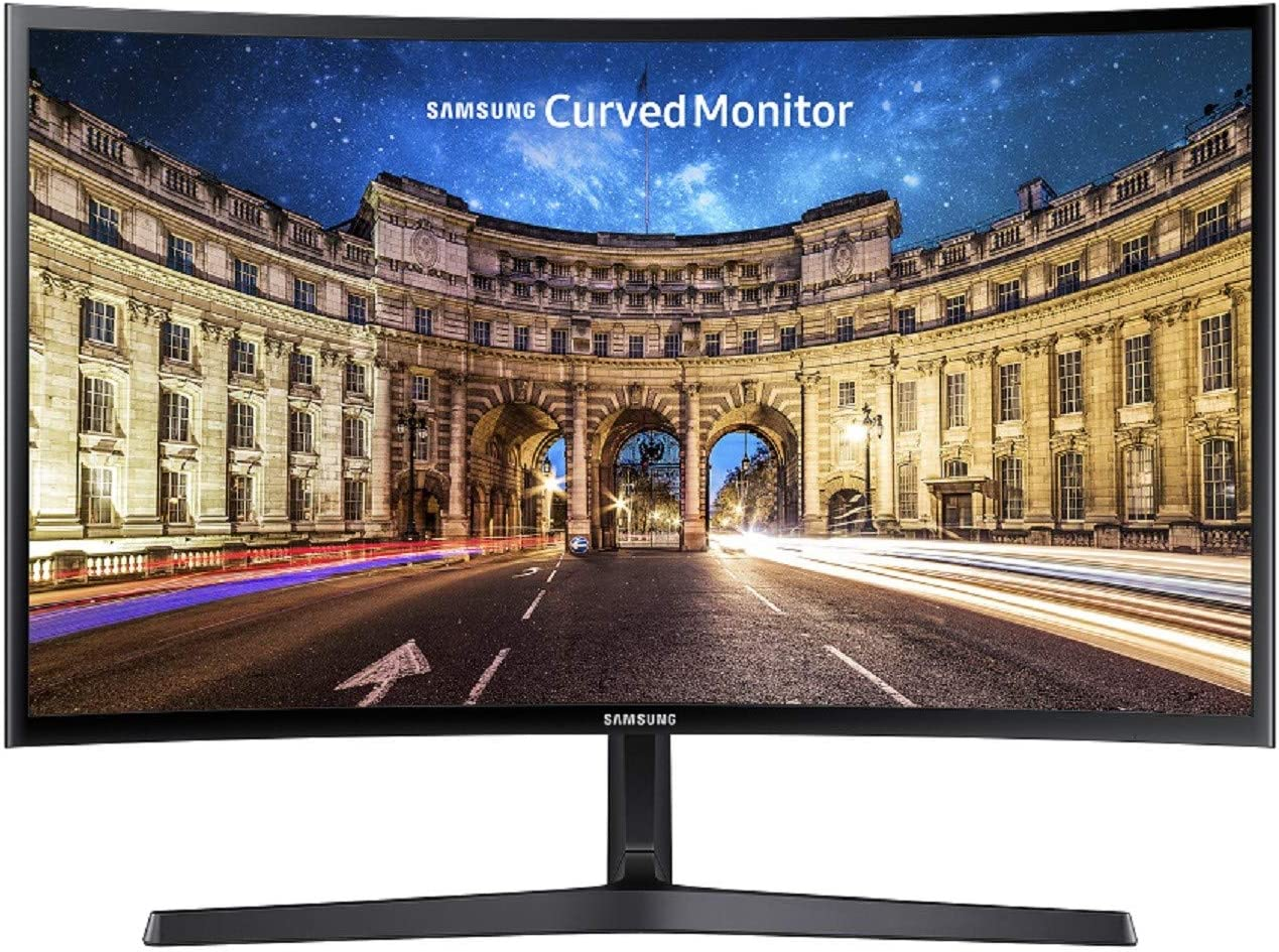 "Samsung C9F9FWU 9"" Full HD LED Curved Black Computer Monitor"