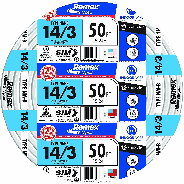 Exelent 6 Gauge Romex Wire Frieze - Electrical System Block Diagram ...