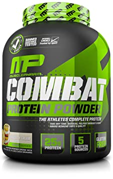 MusclePharm Combat Powder - Best Tasting Casein Protein