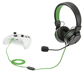 Snakebyte Head Set X - On Ear Stereo Headset for Gaming Consoles with on