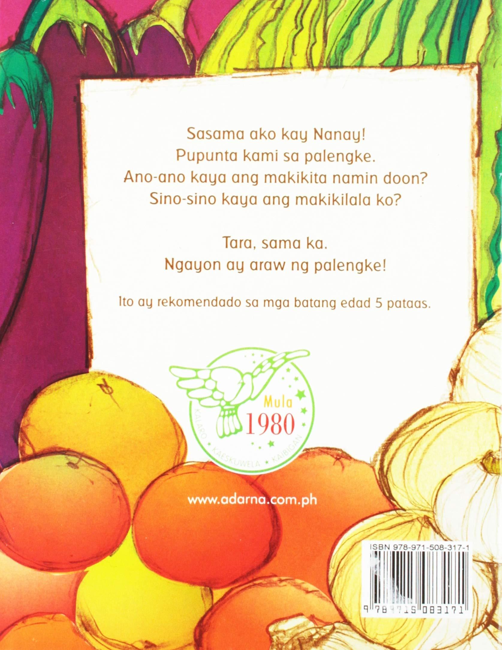 Araw Sa Palengke (English and Tagalog Edition): May Tobias