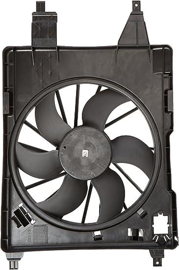 Raffreddamento motore Nrf 47064 Ventola