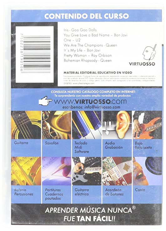 Amazon.com: Virtuosso Professional Singing Method Vol.3 (Curso De Canto Profesional Vol.3) SPANISH ONLY: Musical Instruments
