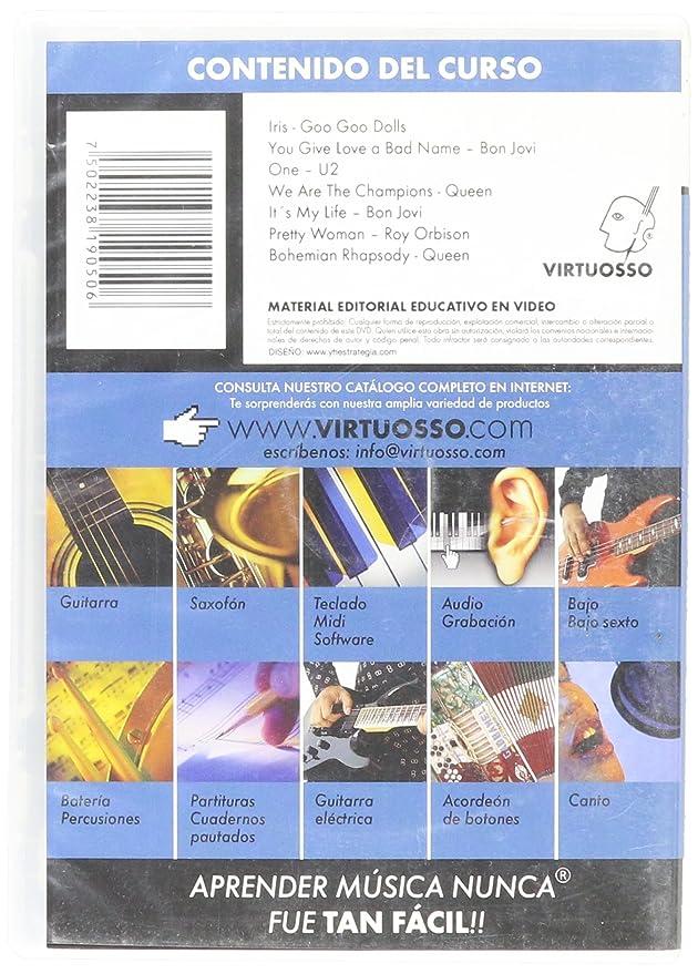 Amazon.com: Virtuosso Professional Singing Method Vol.3 (Curso De Canto Profesional Vol.3) SPANISH ONLY: Musical Instruments