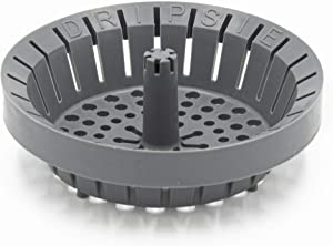 Dripsie Sink Strainer - Clog-Resistant and Flexible - Universal Kitchen Sink Drain Strainer - Made in the USA