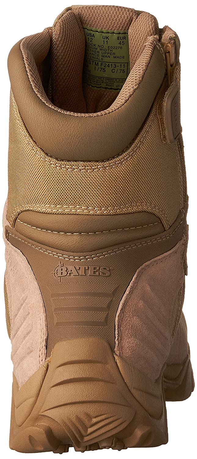 Bates Men's GX-8 Comp Toe Side Zip Zip Zip Work Stiefel B001J4SLJI  d021fd
