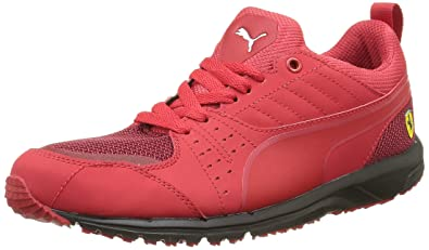 Homme 1 Rosso Sf Basses Puma Corsablack Pitlane Rouge 5 Baskets T7SqxUY