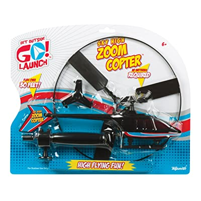Toysmith Get Outside GO! Sky Zoom Copter: Toys & Games