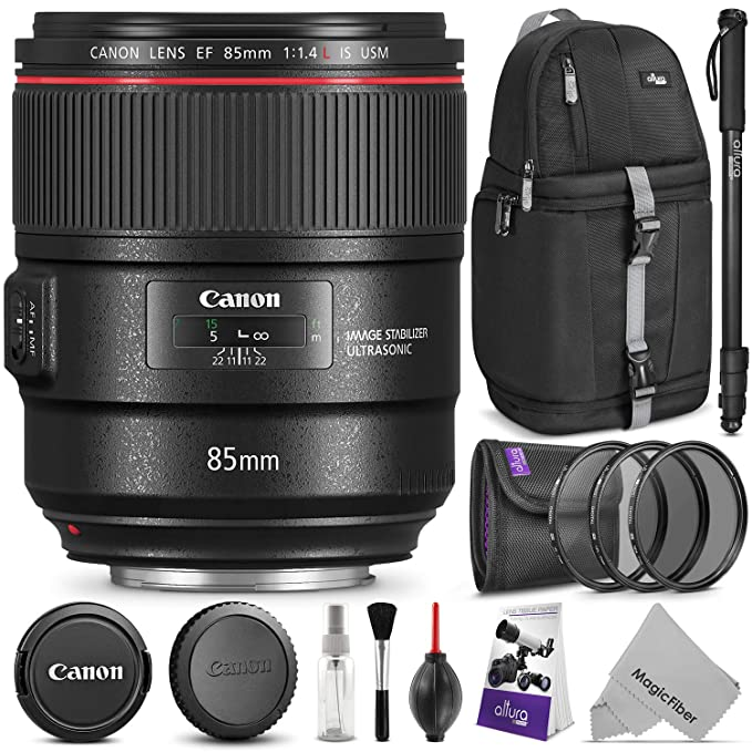 Review Canon EF 85mm f/1.4L