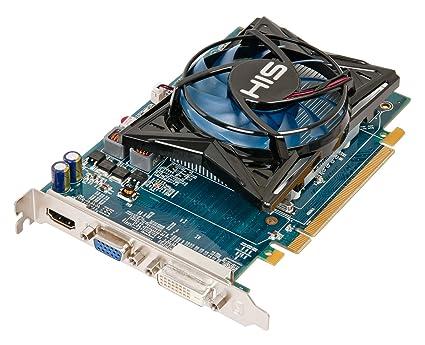 HIS H667FR2G Radeon HD6670 2GB GDDR3 - Tarjeta gráfica ...